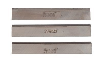 Freud C310 4-Inch x 5/8-Inch x 1/8-Inch Jointer Knives - 3-Piece Set
