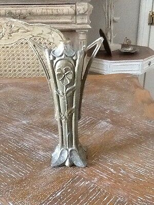French Vintage Spelter Decorative Ornament Shabby Chic