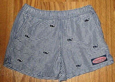 Vineyard Vines Swim Trunks Toddler 4T New without Tags Blue Whales