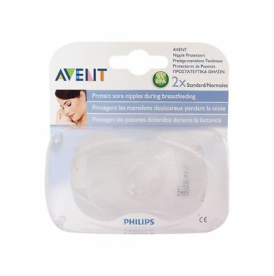 Philips AVENT BPA Free Nipple Protector Standard Standard, 21mm
