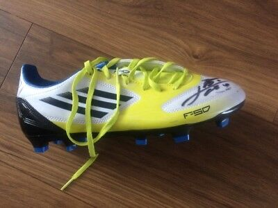 Hand Signed Lionel Messi Boot,barcelona,argentina,private Signing,online Track