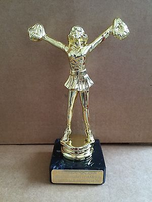 Buffy TVS 'The Witch' Catherine Madison Cheerleading Trophy Prop Replica