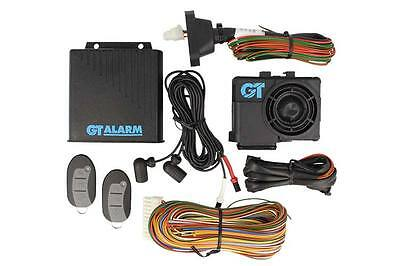 A2Zworld Ant-Itheft System Gt Car Alarm Universal Gt914 With Radio Control Siren
