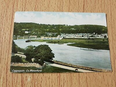 Cappoquin,Co waterford 1906 postcard