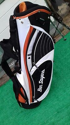 BEN SAYERS  CARRY/STAND BAG. immaculate