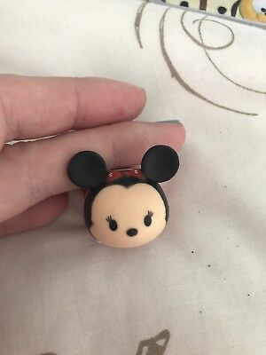 Tsum Tsum Christmas 2017 Minnie Mouse RARE BRAND NEW FREE P&P