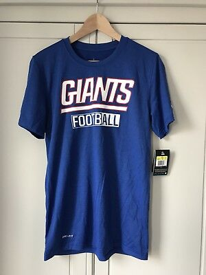 New York Giants NFL Nike T-Shirt - Size Small