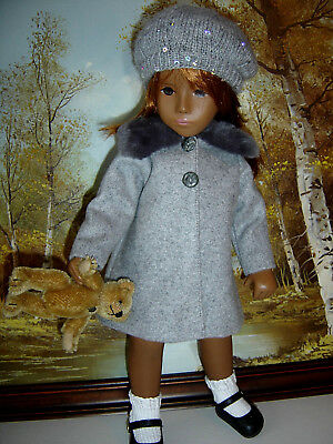 New Sasha Doll 2 Piece Cashmere  Outfit  By Vicky