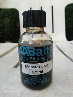 Monster crab, N-Butyric acid & Cajun oil concentrated boilie flavours