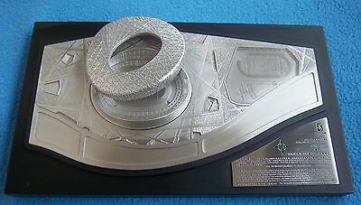 Orig.Miniatur stadium model  Olympic Games BEIJING 2008 / in Orig.Box - 6,8 kg !