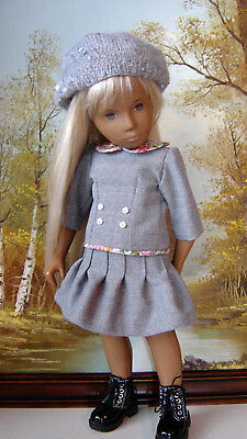New Sasha Doll 4 Piece  Outfit  By Vicky