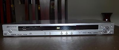 Pioneer Dv-600Av  Cd Dvd-Audio Sacd Super Audio Hybrid Usb Mp3 Hdmi Slim Player
