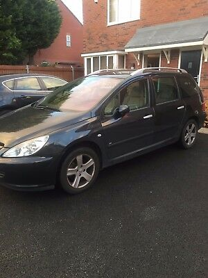 Peugeot 307 SW. 54 plate. SELLING CHEAP - owner moving abroad.