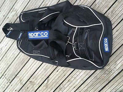 Sparco race Holdall bag