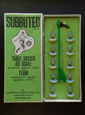 Vintage Subbuteo Team Coventry City 43 HW