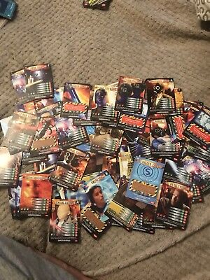 doctor who battles in time Rare Test Batch Cards