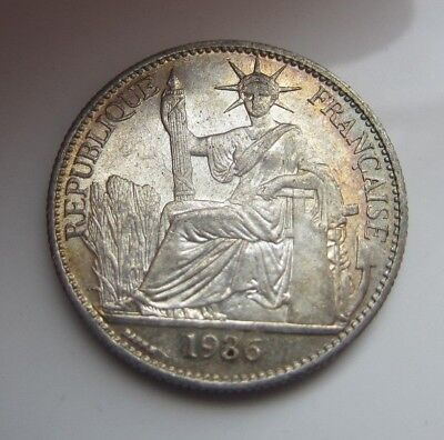Indo-Chine 50 Cent 1936 Bunc