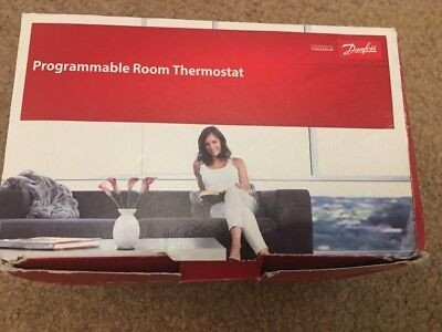 Danfoss Programmable Room Thermostat RF