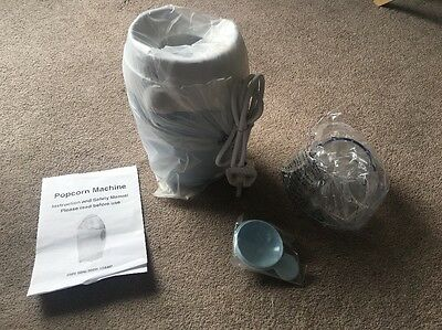 Brand New Popcorn Maker - Unboxed And Unbranded