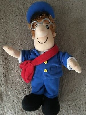 Postman Pay Cuddly Toy