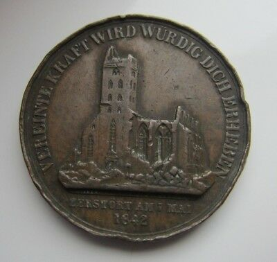Germany Large Medal 1842
