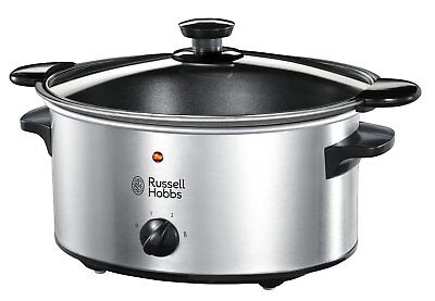 Russell Hobbs 22740-56 Slow Cooker Acciaio