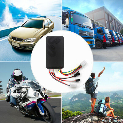 Remote GPS GSM GPRS Auto Tracker Tracking Device Locator-For Motorbike Vehicle&