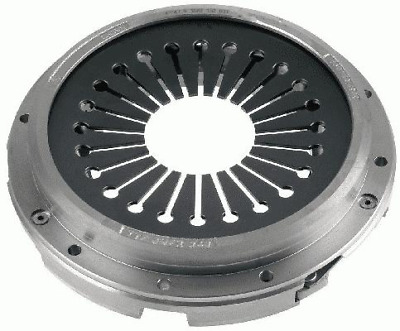 Clutch Assembly - Sachs 3082 152 031