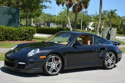 2008 Porsche 911  2008 911 TURBO - ONLY 26,000 MILES - SPORT CHRONO - FULLY SERVICED - FLORIDA