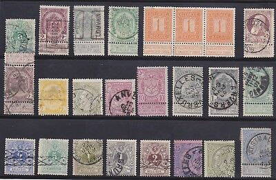 Stamps of Belgium