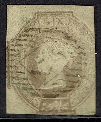 Great Britain, Used, 7A, Dull Violet, Nice