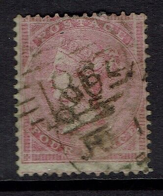 Great Britain, Used, 26, Rose, White, Nice