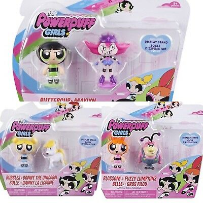BRAND NEW Powerpuff Girls 2 Pack (Complete Set)