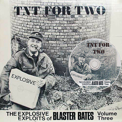 Blaster Bates vol 3 - on audio CD - TNT FOR TWO  (1969)
