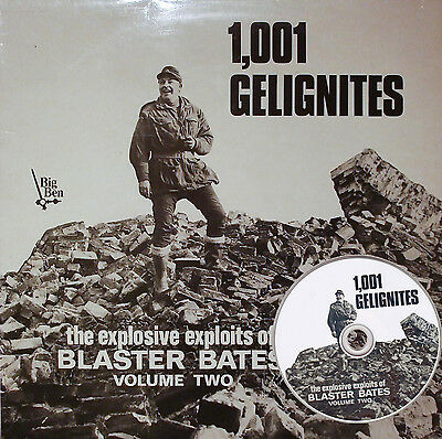 Blaster Bates vol 2. - on audio CD - 1001 Gelignites (1968)