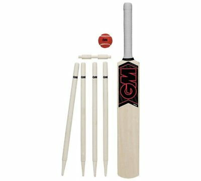 Brand New GM MANA Outdoor Cricket set Bat, Ball, Wickets Size 3 in carry bag