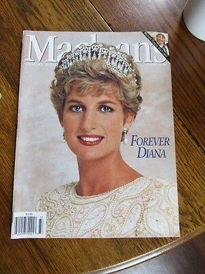 Princess Diana Collectors Magazines/excellent/ 4 Different / Itemlady Dy
