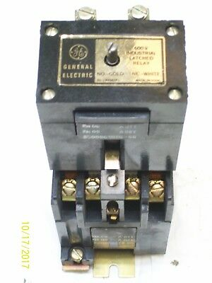 GE  CR306CXG0# with solid state overload relay Contactor 120V coil