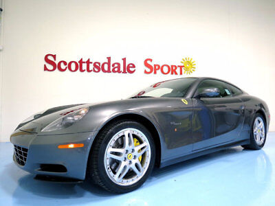 2005 Ferrari 612 ONLY 5K MILES, SHIELDS, CALIPERS, DAYTONAS, 2-PIEC 05 612 SCAGLIETTI * ONLY 5K MILES, SHIELDS, CALIPERS, DAYTONA'S, MODULAR WHEELS