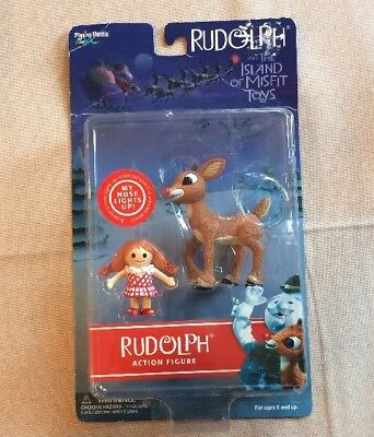 Playing Mantis Rudolph figure Rudolph & The Island Of Misfit Toys Action Figure