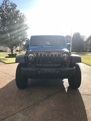 2016 Jeep Wrangler Willys Wheeler Edition 2016 Jeep Wrangler Willy's Edition