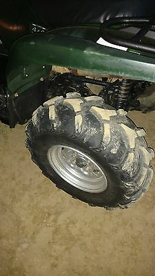2007 700 grizzly 4x4 power steering