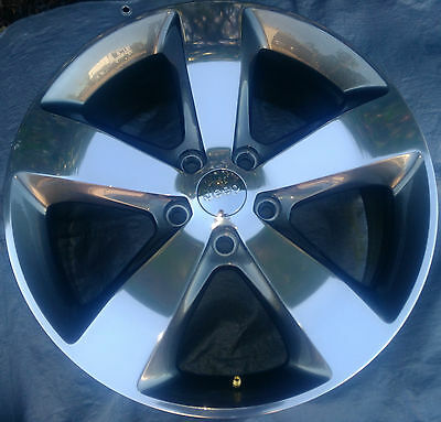 """Genuine Jeep Grand Cherokee 20"""" Rims off Limited/Overland Model"""
