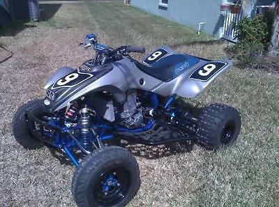 Honda Racing Quad ATV 4Wheeler Over $25,000 In Racing Parts And Upgrades