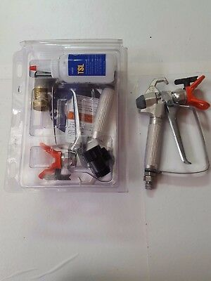 LOT OF 2 Adjustable Airless Paint Spray Gun Graco Titan Wagner Sprayer 3600PSI