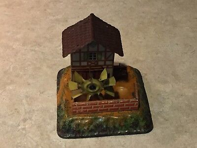 Marx Vintage Windmill Tin Litho 1950's