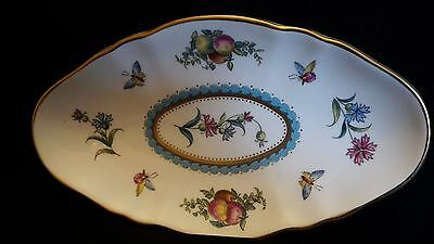 Spode Trapnell oval pin dish