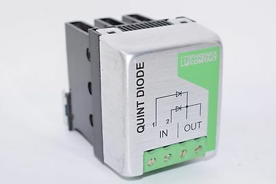 Phoenix Contact Quint Diode/40 Redundant Power Supply Module, 2938963