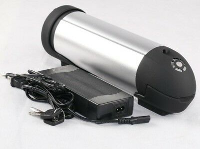 EBike Battery 36V 10.4AH  Li-ion 250W - 500W Electric Bicycle + E bike Charger