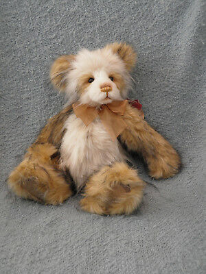 """Charlie Bears """"year Bear"""" New For 2017  Special Sale From R & K Collectibles"""